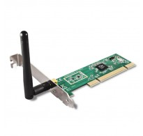 TARJETA DE RED ENCORE WIRELESS 150MBPS PCI 2dBi