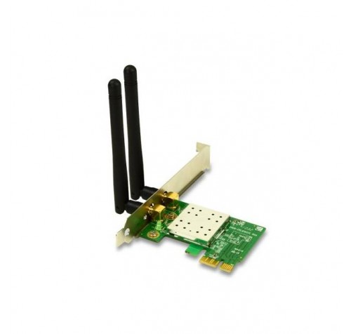 TARJETA DE RED ENCORE WIRELESS N300 PCI-EXPRESS 2dBi