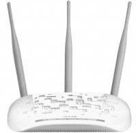 ROUTER INALAMBRICO TP-LINK TL-WA901ND 300Mbps ACCESS POINT 3x 5dBi