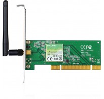 TARJETA DE RED TP-LINK WIRELESS 150MBPS PCI 2dBi