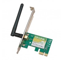 TARJETA DE RED TP-LINK WIRELESS N150 PCI-EXPRESS 2dBi