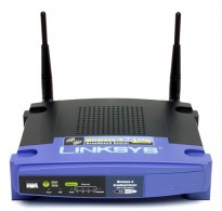 ROUTER INALAMBRICO LINKSYS WIRELESS-G