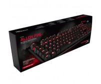 TECLADO KINGSTON HYPERX ALLOY FPS EN ESPAÑOL MX CHERRY RED