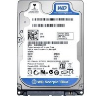 "DISCO DURO 2.5"" WESTERN DIGITAL  500GB SATA BLUE"