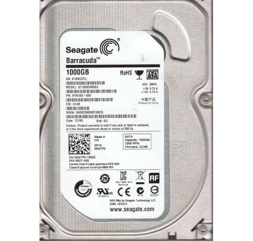 how to connect a seagate barracuda 320gb to a desktop