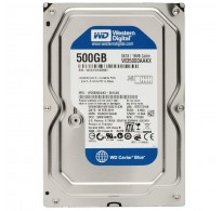 "DISCO DURO 3.5"" WESTERN DIGITAL 500GB BLUE"