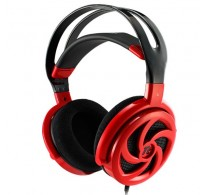 AUDIFONOS THERMALTAKE SHOCK SPIN ROYAL RED