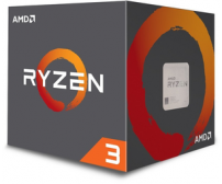 AMD CPU RYZEN 3 1200 X4 3.4GHZ