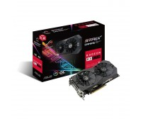 TARJETA DE VIDEO ASUS STRIX ROG RX 570 4GB GDDR5