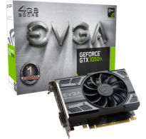TARJETA DE VIDEO EVGA GTX 1050TI GAMING 4GB DDR5