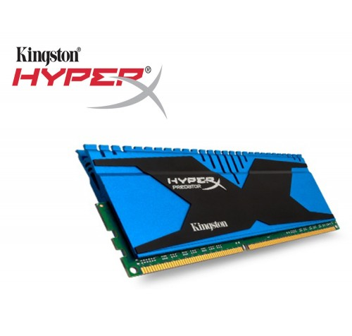 MEMORIA KINGSTON HYPERX PREDATOR 2133MHz PC17000 8GB (2X 4GB)