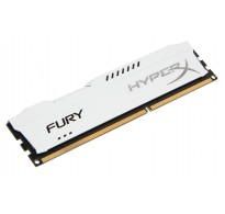 MEMORIA KINGSTON HYPERX FURY WHITE 1600 MHz 4GB