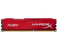 MEMORIA KINGSTON HYPERX FURY RED 1600 MHz 8GB