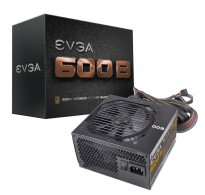 FUENTE PODER REAL EVGA 600W 80 PLUS BRONZE