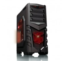 GABINETE GAMEMAX 9530 RED