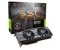 TARJETA DE VIDEO EVGA GTX 1060 SSC 3GB DDR5