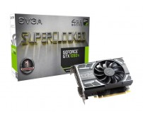 TARJETA DE VIDEO EVGA GTX 1050 Ti SC GAMING 4GB