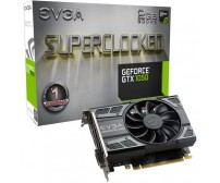 TARJETA DE VIDEO EVGA GTX 1050 SC GAMING 2GB DDR5