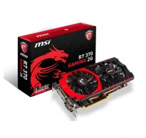 TARJETA DE VIDEO MSI R7 370 GAMING 2GB DDR5