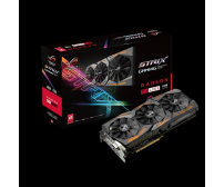 TARJETA DE VIDEO ASUS RX 480 STRIX GAMING 8GB DDR5