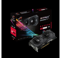TARJET DE VIDEO ASUS RX470 STRIX 8GB DDR5