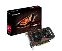 TARJETA DE VIDEO GIGABYTE RX 460 WINDFORCE OC 2GB DDR5