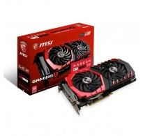 TARJETA DE VIDEO MSI RX 480 GAMING X 4GB DDR5