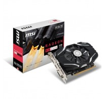 TARJETA DE VIDEO MSI RX 460 OC 2GB DDR5