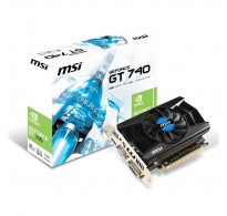 TARJETA DE VIDEO MSI GT 740 2GB DDR5