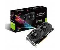TARJETA DE VIDEO ASUS GTX 1050TI STRIX OC 4GB DDR5