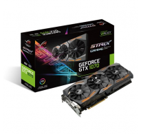 TARJETA DE VIDEO ASUS GTX 1070 STRIX 8GB DDR5