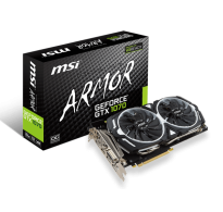 TARJETA DE VIDEO MSI GTX 1070 ARMOR 8GB DDR5