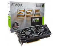 TARJETA DE VIDEO EVGA GTX 1050 SSC 2GB DDR5