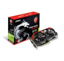 TARJETA DE VIDEO MSI GTX 750TI GAMING 2GB DDR5 OC