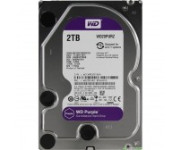 "DISCO DURO 3.5"" WESTERN DIGITAL 2TB SATA 3 PURPLE WD20PURZ"