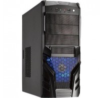 GABINETE INFOR CJ-171 C/ 1 FAN 120MM AZUL