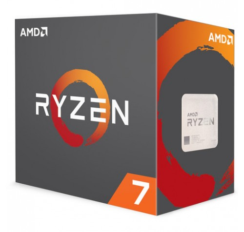 AMD CPU RYZEN 7 1700X X8 3.4GHZ