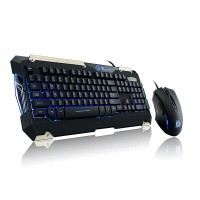 COMBO TECLADO MOUSE COMMANDER Gaming Gear Combo