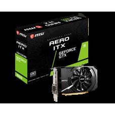 TARJETA DE VIDEO MSI AERO ITX GTX 1650 4GB DDR6 OC