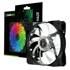 COOLER GAMEMAX RAINBOWFORCE 120MM ARGB (FN12RAINBOW-M)
