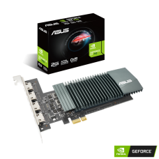 TARJETA DE VIDEO ASUS GT 710 2GB DDR5 4x HDMI