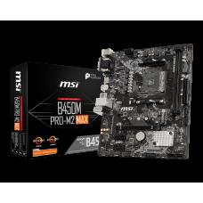 M/B MSI B450M PRO-M2 MAX