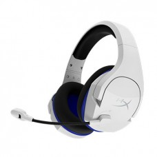 AUDIFONOS HYPERX CLOUD STINGER CORE INALAMBRICO PS5/PS4/PC WHITE