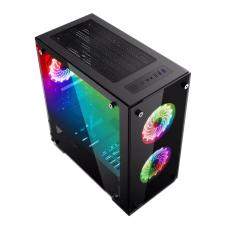 GABINETE GAMEMAX H605 TA RGB