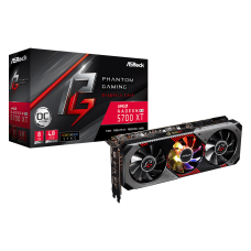 TARJETA DE VIDEO ASROCK RX 5700 XT PHANTOM GAMING 8GB DDR6 OC