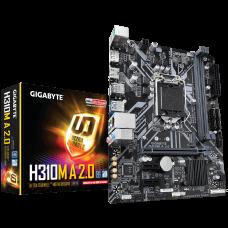 M/B GIGABYTE H310M A 2.0
