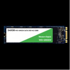 DISCO DURO SSD M.2 WESTERN DIGITAL GREEN 240GB