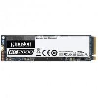 DISCO DURO SSD NVMe KINGSTON KC2000 500GB