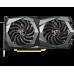 TARJETA DE VIDEO MSI GTX 1650 D6 GAMING X 4GB DDR6