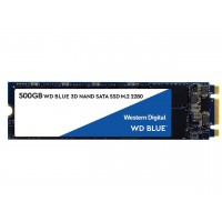 DISCO DURO SSD M.2 WESTERN DIGITAL BLUE 3D NAND 500GB